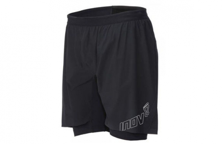 Inov8 AT/C Twin Short Herre