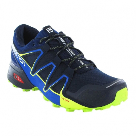 Salomon Speedcross Vario 2 Mens - Navy B...