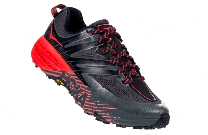 Hoka One One Speedgoat 3 Dame Dark Shado...