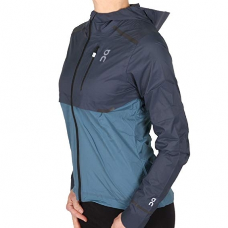 On Weather-Jacket Womens Navy/Storm