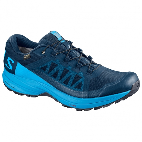 Salomon XA Elevate GTX Herre Poseidon/Ha...
